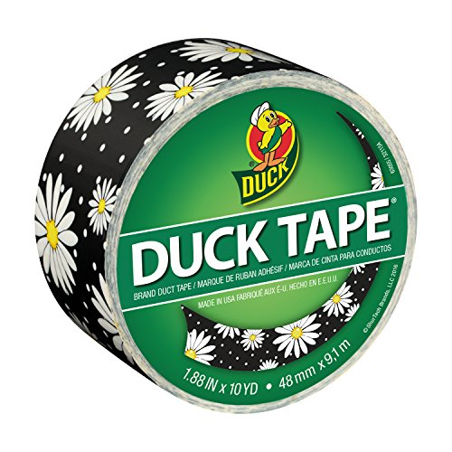 Duck 284565 Printed Duct Tape, 1.88 Inches x 10 Yards, 1.88