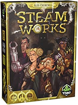Steam Works Board Game