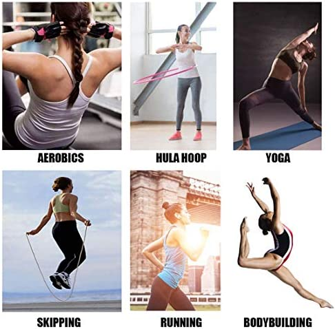 HIFEOS Waist Trimmer, Waist Trimmer Belt for Weight Loss, Slim Body Sweat Belt for Stomach Sauna Exercise, for Women and Men, Belly Fat Slimming Band 6