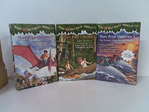 (Magic Tree House 12 Book Set Books 1-12)