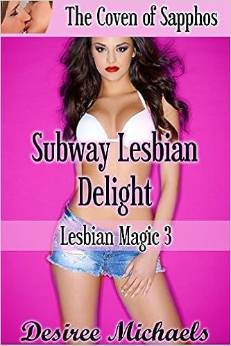Lesbian labia opened
