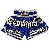 Lumpinee Muay Thai Kick Boxing Shorts : LUM-015