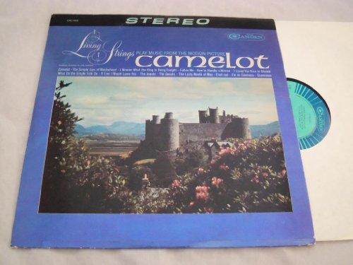 Camelot Vinyl - camelot LP