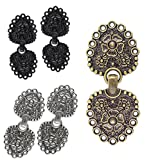 Bezelry Romantic Bouquet HOOK And EYE Cl