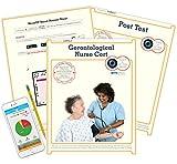 Gerontological Nurse Certification Exam, Test Prep, Study Guide