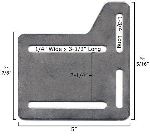Bed Claw Queen Bed Modification Plate Headboard