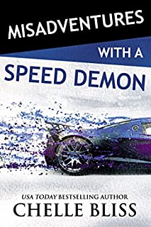 Book Cover: Misadventures with a Speed Demon