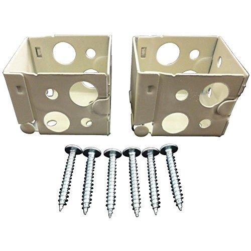 DESIGNER'S TOUCH 2465999 Installion Bracket for 1