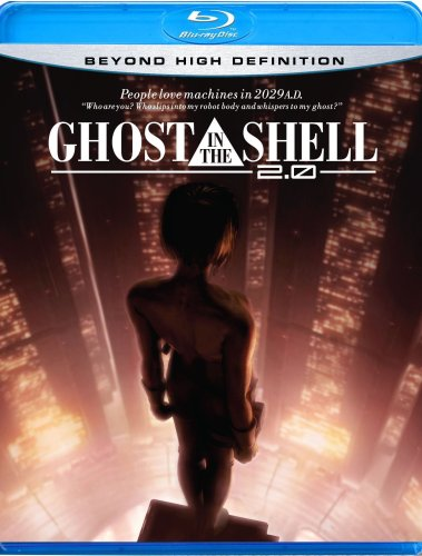 Ghost In The Shell 2.0 - Hot Ray Shell