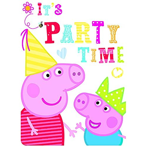 George Pig Party Supplies Amazoncom