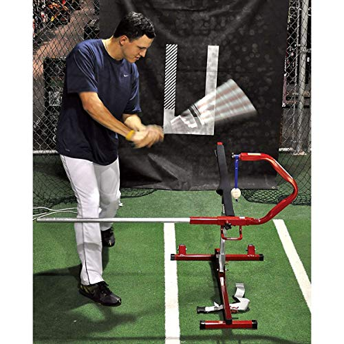 Batter Up Ind Power Drive Fold N Go Tee