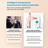 YBG Hands Free Wall-Mounted Non Contact Temperature