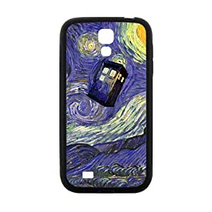 Doctor Who unique pattern Cell Phone Case for Samsung Galaxy S4 by runtopwell