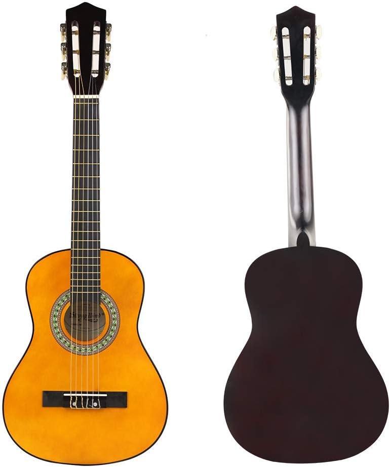 Guitarra clásica acústica Strong Wind de cuerdas de nailon para ...
