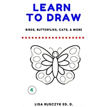 Learn to Draw Step By Step (I Love You...Bedtime stories children's books Book 6)