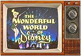 fridge magnet world - The Wonderful World of Disney TV Fridge MAGNET 2