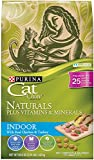 Purina Cat Chow Naturals Indoor Plus Vitamins & Minerals Adult Dry Cat Food – (4) 3.15 Lb. Bags For Sale