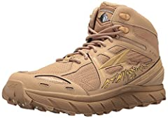 Your new favorite lightweight hiker, the Lone Peak Mid is now available in a mesh version and includes additional exciting updates. The Lone Peak Mid Mesh 3.5 features a 4-point GaiterTrap to to keep dirt, dust, sand and debris out as you tac...