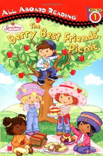 The Berry Best Friends Picnic Strawberry Shortcake Glassman