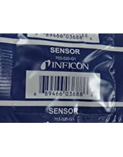Inficon 703-020-G1 Replacement Sensor for TEK-Mate and Compass Refrigerant Leak Detector