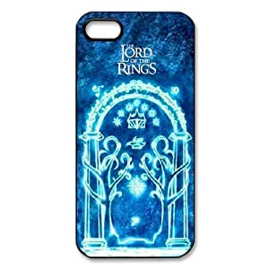 Fashion Funny The Lord of the Rings Apple Iphone 5S/5 Case Cover Game Door Gateway