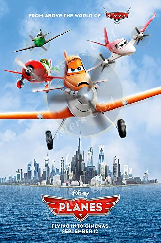 Posters USA - Disney Pixar Planes Movie Poster Glossy Finish
