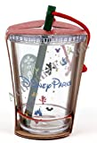 """Disney Parks Exclusive Starbucks Clear Cold Cup with Straw 3"""" Christmas Tree Ornament offers"""