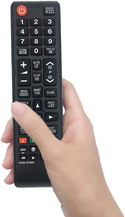 Reemplazo AA59-00786A Mando para Samsung Smart TV Mando a ...