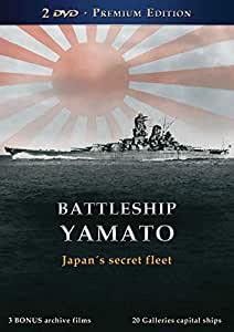 Battleship Yamato ( 2 DVD Premium Edition ) [Reino Unido]