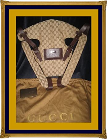 a9761008b46 Amazon.com   Authentic Gucci Baby Child Carrier   Child Carrier Front Packs    Baby