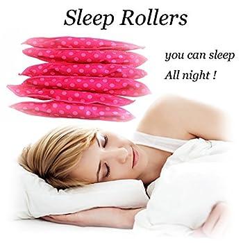 Hair Rollers Night Sleep Foam Hair Curler Rollers Flexible Soft Pillow Hair Rollers Diy Sponge Hair Styling Rollers Tools 2