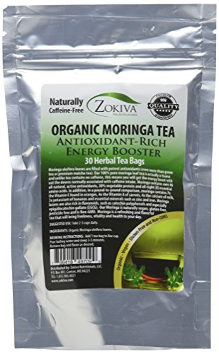 Moringa Organic Antioxidant Rich Energy Booster product image