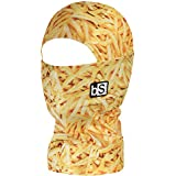 BLACKSTRAP Kids The Hood Dual Layer Cold Weather Neck Gaiter and Warmer for Children, Frenchie
