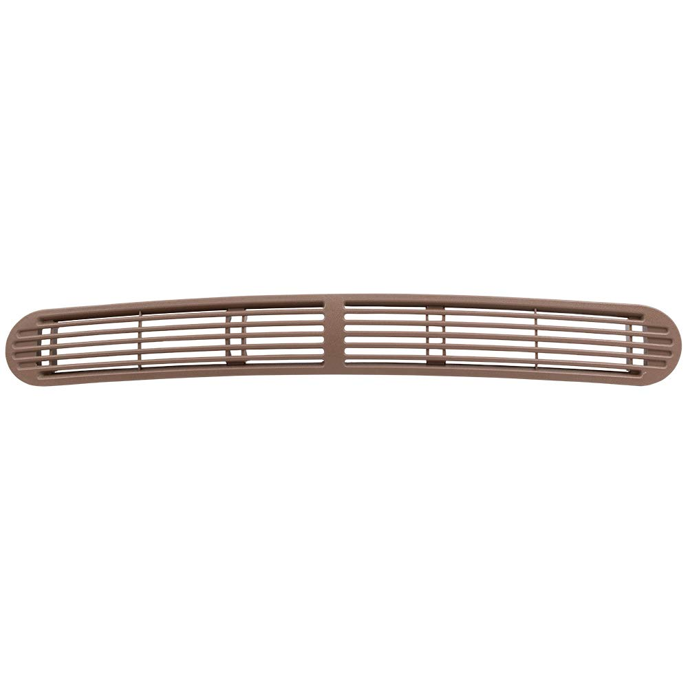Beige Dash Defrost Vent Cover Grille Panel Replacement for 1998-2005 Blazer 15046436