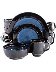 Bella Galleria Dinnerware Blue 16pc