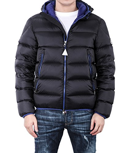 Wiberlux Moncler Chauvon Men's Padded Zip-Front