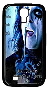 Alice Cooper S4 I9500 Case, Samsung Galaxy S4 I9500 Covers