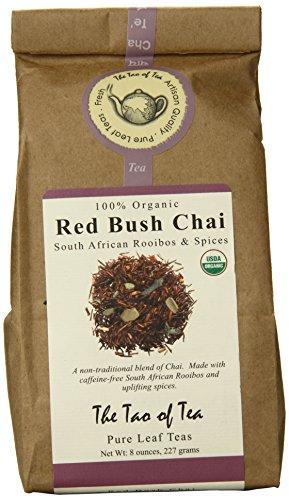 (The Tao of Tea Red Bush Chai, 8 Ounce Bag)