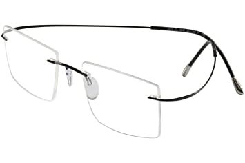 0fa780015b Image Unavailable. Image not available for. Color  Silhouette Eyeglasses  TMA Must Collection Chassis 7799 ...