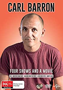 Carl Barron: Four Shows and a Movie