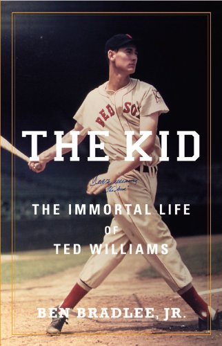 The Kid: The Immortal Life of Ted Williams by Hachette Audio and AudioGO