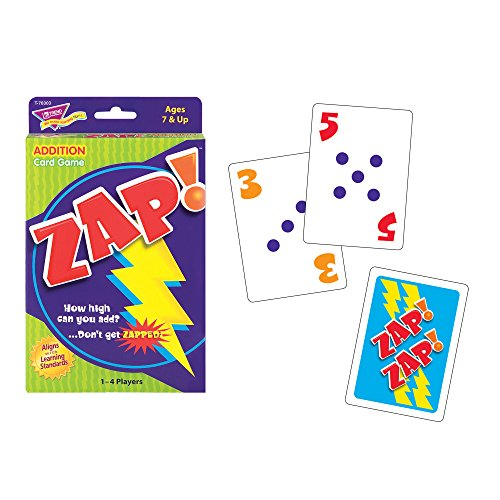 514sorMvzbL - ZAP!® Learning Game