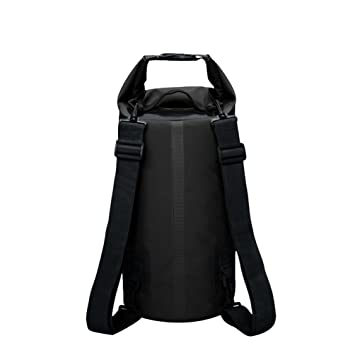 efe6116fe7d Yuanu Multifunction PVC Waterproof Backpack Convenient Durable Outdoor Sport  Dry Bags With Adjustable Shoulder Strap,