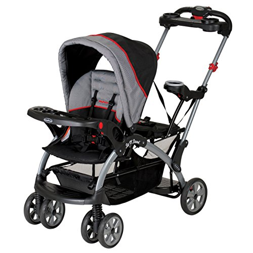 Baby Trend Sit N Stand Ultra Stroller, Millennium (Best Stroller For Older Kids)