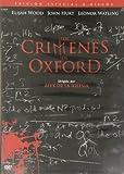 Los Crimenes De Oxford - Edicion 2 Discos [DVD]