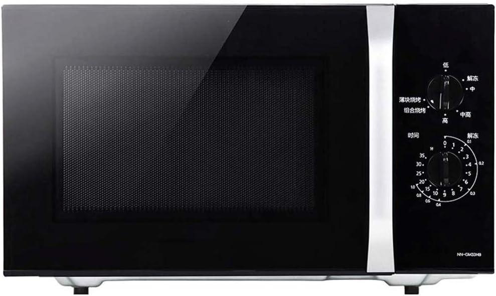 WCJ Combinación de microondas 23L Horno de microondas de 950W con Easy Clean Esmalte cavidad y Memoria de posición de la Placa giratoria, for cocinar al Vapor/Calefacción/ebullición.: Amazon.es