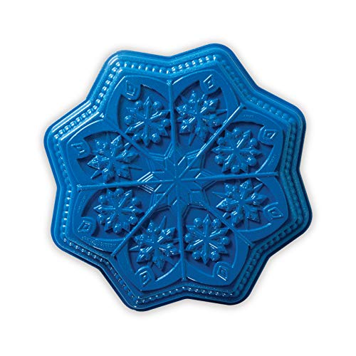 Nordic Ware Disney Frozen 2 Snowflake Shortbread Pan Now $10.51 (Was $36)