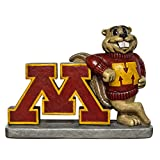 Minnesota Golden Gophers NCAA ''Golden Gopher'' College Mascot 16in Full Color Statue