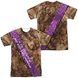 Mud Wrestling Champ Unisex Adult Sublimated T Shirt for Men and Women