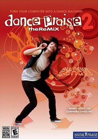 Digital Praise 393341 Sw Dance Praise 2 The Remix Game Only by Digital Praise